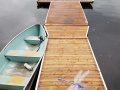 Articulating ramp and dock