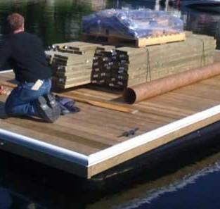 Dock Flotation Calculation - Richardson Docks